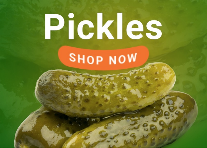 Shop Pickles