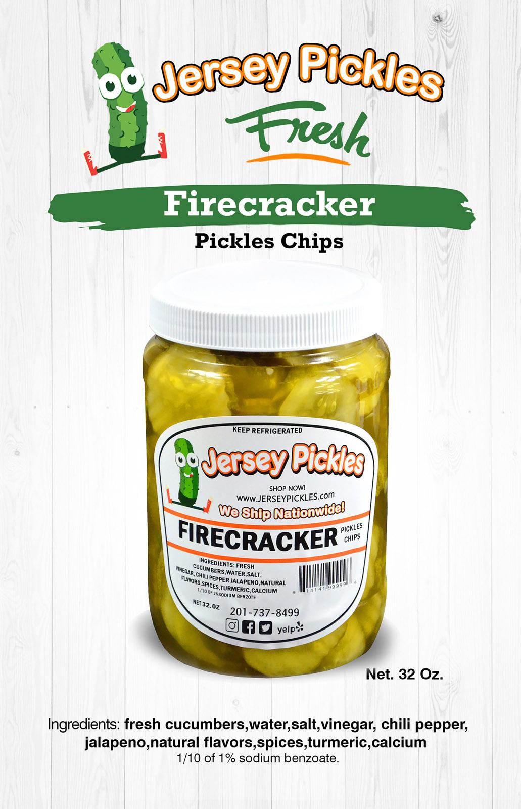 Firecracker Chips